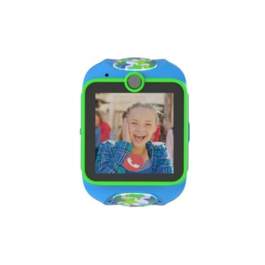 Smartwatch MyKi Junior 3G cu apel video, blue