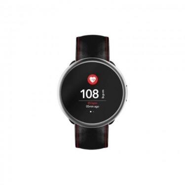 Smartwatch Mykronoz ZeRound 2 HR Premium, black