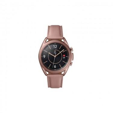 Smartwatch Samsung Galaxy Watch3 41mm, Wi-Fi, Otel Inoxidabil, gold