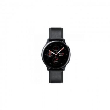 Smartwatch Samsung Galaxy Watch Active 2, 40 mm, LTE, SM-R835FSKAROM, Otel Inoxidabil, black