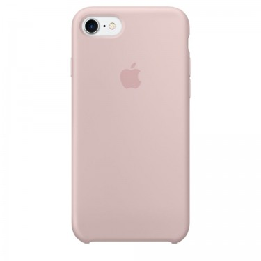 Husa Apple silicon pink sand pt Iphone 7+/8+ MQH22ZM-A