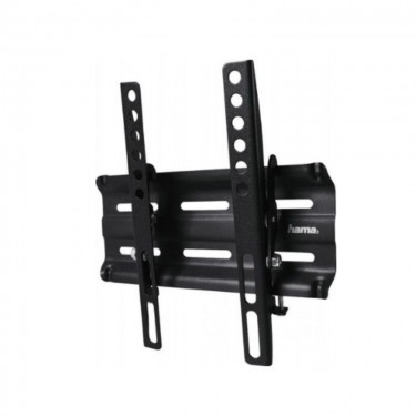 Suport TV Hama TILT TV Wall Bracket 200x200 48 inchi, black