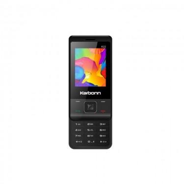 Telefon Dual SIM Karbonn K22 black RESIGILAT