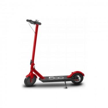 Trotineta electrica Fiat F500-F85R max 25 kmh, roti 8.5″, baterie 6.0 Ah, red