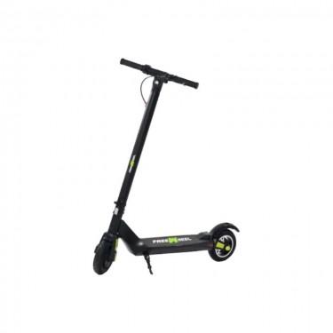 Trotineta electrica Freewheel Rider T3, 250W, autonomie 20km, viteza maxima 25kmh, black