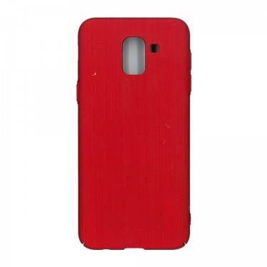 Husa de protectie X-Level Metallic red pt Samsung Galaxy J6 (2018)