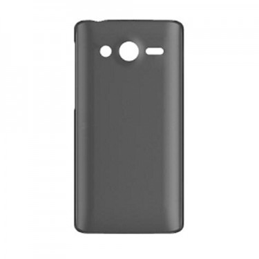 Husa protectie spate Procell Hard Rubber black pt Huawei Y530