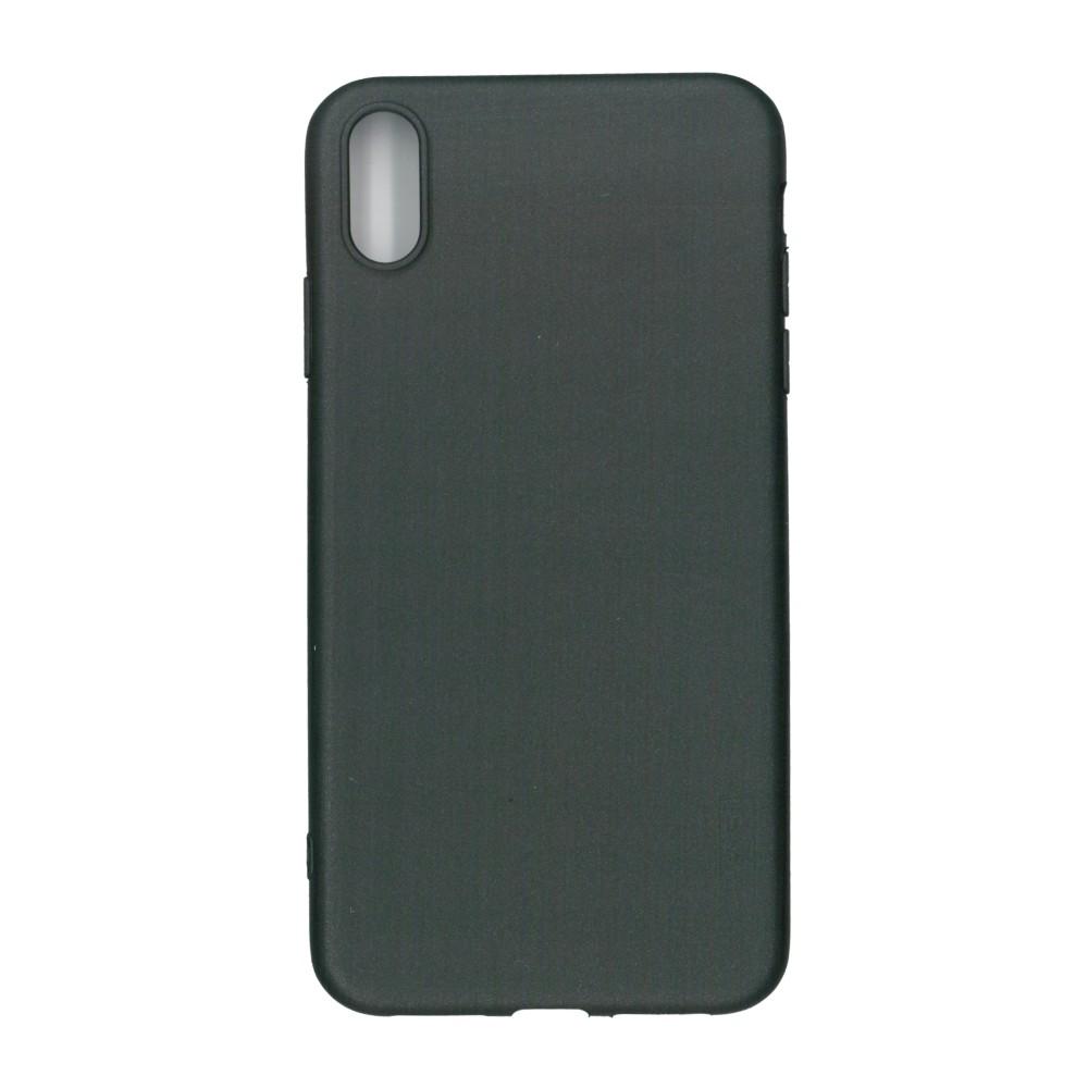 c2577232845 Husa de protectie X-Level Metallic black pt Apple iPhone XS Max