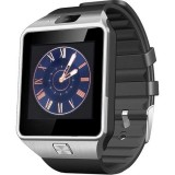 Smartwatch Star Rush cu SIM, Silver/Black
