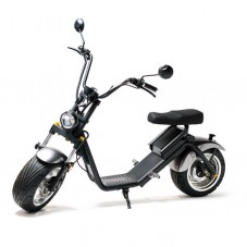 Moped Electric FreeWheel MotoRo S1, grey