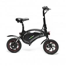 Bicicleta electrica FreeWheel EBike 1, black