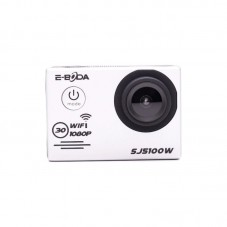 Action Camera Sport E-Boda SJ5100W, 1080p, Wi-Fi, Waterproof, silver