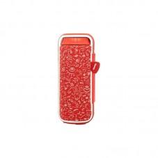 Boxa Bluetooth Hama Soundcup-L HaHaHa Feel, red