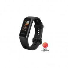 Bratara Fitness Huawei Band 4 B29 Sport Band, graphitte black