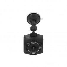 Dashcam HD SISKIN cu microSD 16GB inclus, black