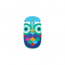 Mouse wireless Super Touch Silent Click Owl