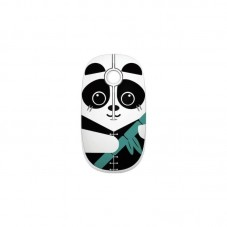 Mouse wireless Super Touch Silent Click Panda