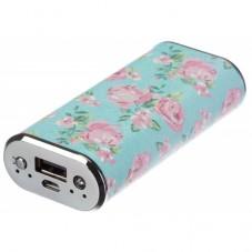 Baterie externa Trendz Fashion Floral 4000mAh