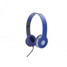 Casti audio cu fir Techno Esperanza EH145B, blue