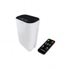Purificator aer Esperanza Bora 43W, 190mc/h, 50 mp, 4 nivele de filtrare, LCD, telecomanda, white