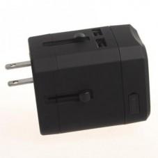 Incarcator retea Serioux SRXA-163 US/UK/EU 2 X USB 2100 mAh