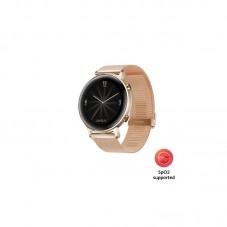 Smartwatch Huawei Watch GT 2 42mm, 55024610, Elegant Edition, refined gold