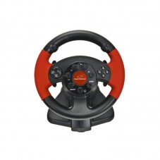 Volan gaming Esperanza High Octane EG103, blackred