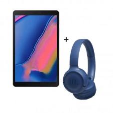 Pachet Samsung Galaxy Tab A 8.0 Wi-Fi + Casti Bluetooth JBL Tune500BT