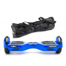 Scooter Electric (Hoverboard) Freewheel Complete blue + Geanta 6.5 inch Cadou