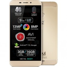 "Allview X4 Soul Mini 5"" 3GB RAM Dual SIM 4G 13MP"