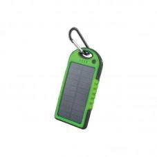 Baterie Externa Forever Solar PB-016 5000 mAh, green