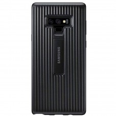 Husa de protectie Samsung Protective Standing cover black pt Samsung Galaxy Note 9