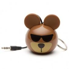 Boxa portabila KitSound MyDoodles Trendz Mini Buddy Bear