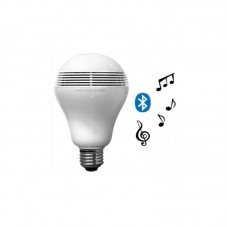 Bec Smart LED Mipow PlayBulb Lite Edition Bluetooth cu difuzor, whte