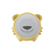 Boxa Bluetooth Baseus Tiger E06, light yellow