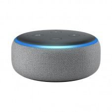 Boxa inteligenta Amazon Echo Dot 3, heather grey