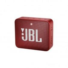 Boxa portabila Bluetooth JBL Go2, IPX7, JBLGO2RED, red
