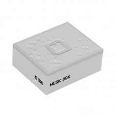 Boxa portabila Bluetooth SBS TTSQUARESPEAKERBTW, white