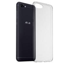 Husa de protectie Asus Clear ZC520KL pt Asus ZenFone 4 Max 5.2