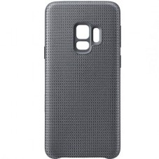 Husa protectie spate Samsung Hyperknit Cover Gray pt Galaxy S9