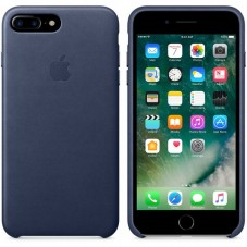 Capac protector Apple piele MMYG2 midnight blue pt iPhone7 plus