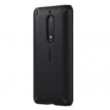 Husa protectie spate cc-502 rugged impact, pitch black pt Nokia 5
