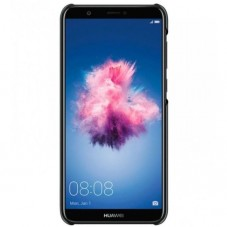 Husa protectie spate Huawei Black Cover pt P Smart