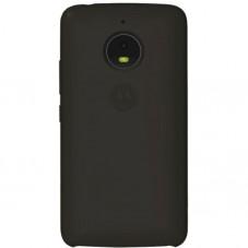 Capac protector Lenovo Black slicon si folie pt Moto G5