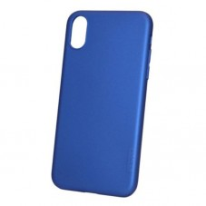 Husa protectie spate X-level guardian blue pt iPhone X