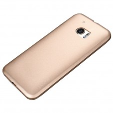 Capac protector X-level Metallic Gold pt HTC 10