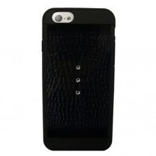 Capac spate White Diamonds Active Safari black Apple iPhone 6, iPhone 6S