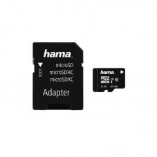 Card de memorie Hama microSDHC, 32GB, UHS, Class 10 + Adaptor