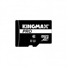Card de memorie Kingmax MicroSDHC 16GB + adaptor, black