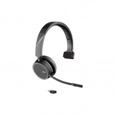 Casca Call Center Bluetooth Plantronics Voyager 4210 UC, black